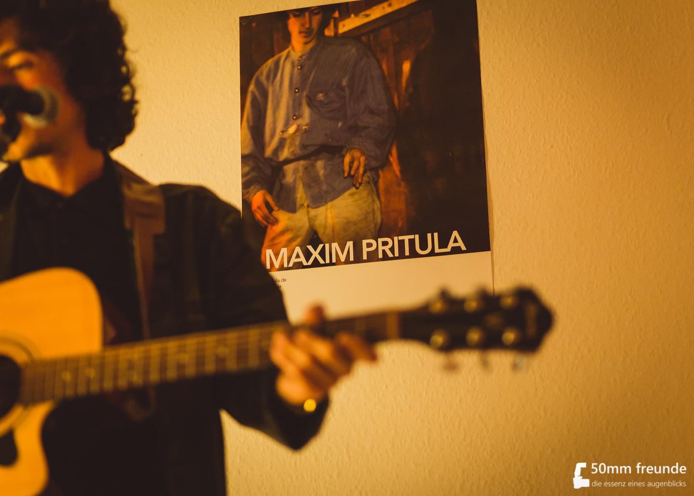 Meine Frisur ist ein Vogelnest – Maxim Pritula